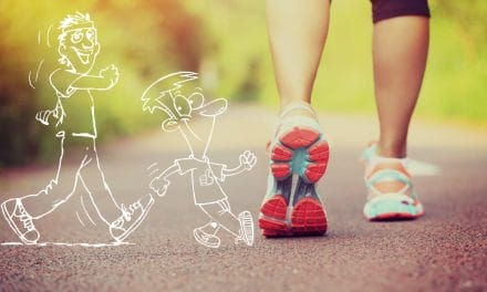 Walking Is A Good Low Impact Exercise
