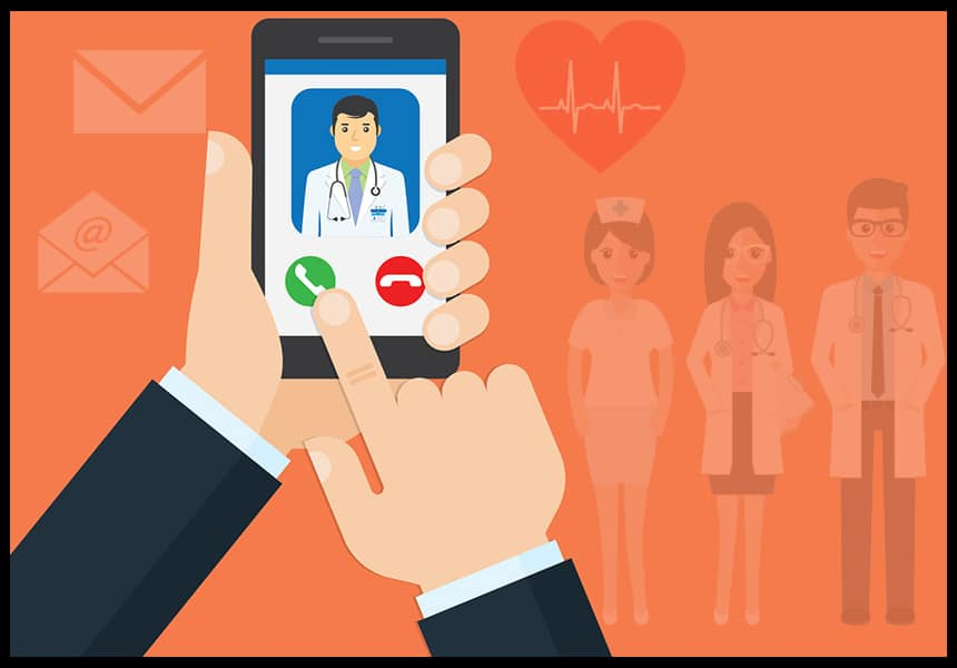 How the Use of Technology Improves Doctor Care